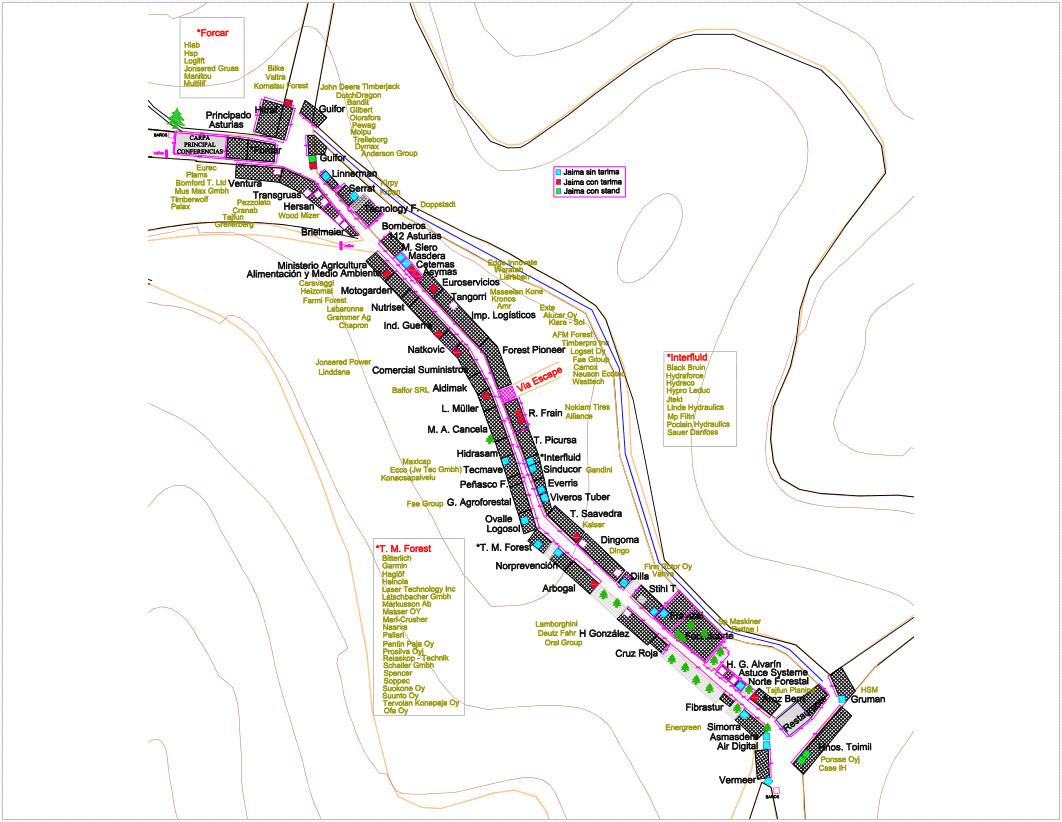 Plano de Asturforesta 2015