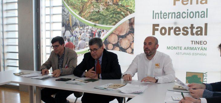 PRESENTACIÓN ASTURFORESTA 2019 EN EL MINISTERIO DE AGRICULTURA, PESCA Y ALIMENTACIÓN DE MADRID