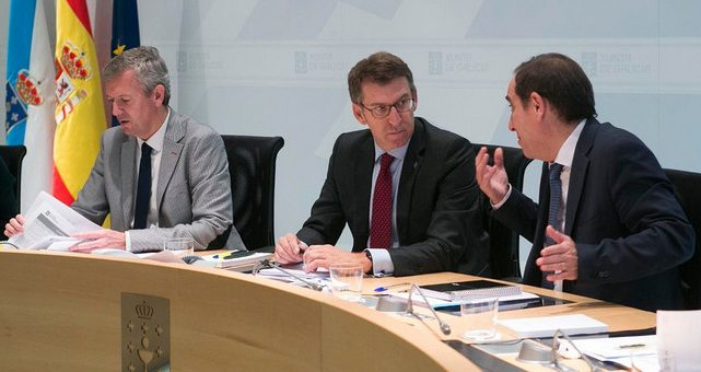 La Xunta creará la Agencia Industrial Forestal de Galicia