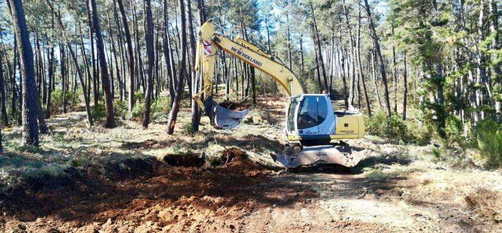 Obras Asturforesta 2019