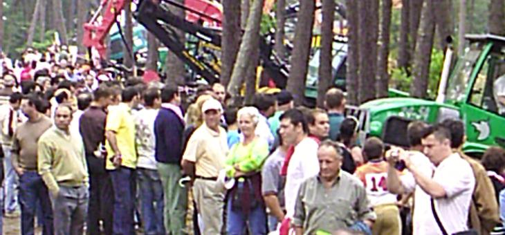 ASTURFORESTA, ÚNICA FERIA FORESTAL INTERNACIONAL DE LA PENÍNSULA IBÉRICA