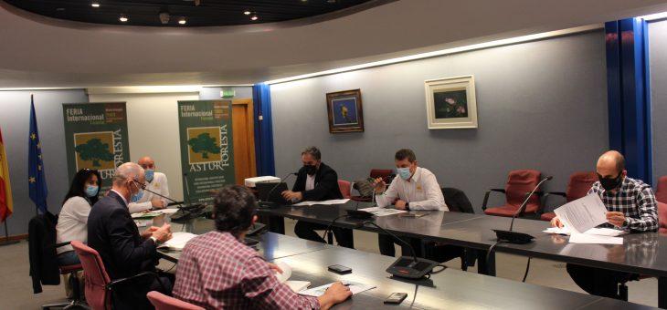 El Comité Organizador inicia la preparación de la feria forestal internacional Asturforesta para 2021